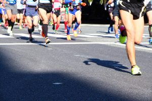 国内で人気があるフルマラソンの大会を調べてみたのアイキャッチ