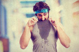 良い汗・ダメ汗診断。良い汗をかける体になろう!のアイキャッチ