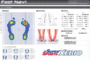 靴を買う前に実施したい「foot navi」測定してきました。のアイキャッチ