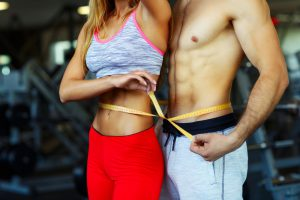 男と女の太り方・痩せ方は違う?その違いを調査してみたのアイキャッチ