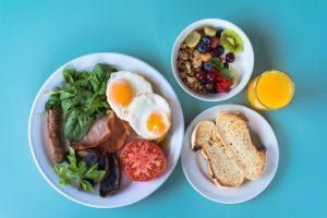 忙しいサラリーマンのための3分朝食のススメのアイキャッチ