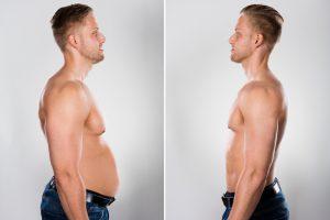 内臓脂肪を落とす効果的な方法をご紹介!のアイキャッチ