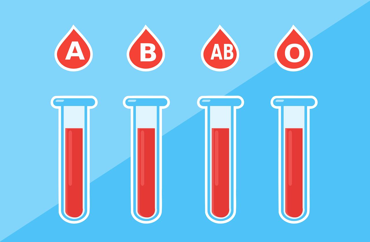 血液型で効果が出やすいダイエット法が違うってホント?のアイキャッチ