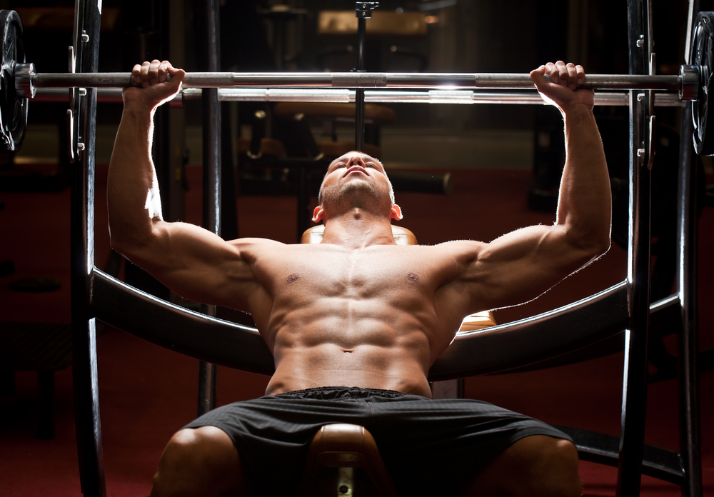 Incline Barbell Bench